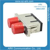 LC/Sc de Duplex Hybride Singlemode Optische Adapter van de Vezel