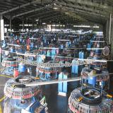 Manufatura do produto da segurança da tubulação de mangueira do incêndio da lona em China