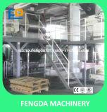 Misturador de pá de um único eixo de 500kg / P para moinho de alimentação