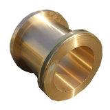 CNCの機械化を用いるOEMによってカスタマイズされる真鍮の鋳造