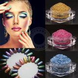 Lisciare il pigmento minerale della gamma di colori delle ombre della metallina della polvere dell'ombretto della perla di luccichio