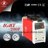 Máquina de soldadura esperta do inversor MMA (IGBT-120P/140P/160P)