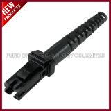 3.0mm Zipcord Cable Unpinned Fiber Optical MTRJ Connector