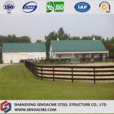 Sinoacme сегменте панельного домостроения лампа стальная рама фермы склад