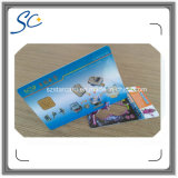 Cartão Smart Card de RFID de tamanho padrão com chip FM4442