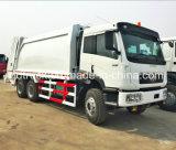 compressie type vuilnisauto, 15-20M3 samengeperste vuilnisauto