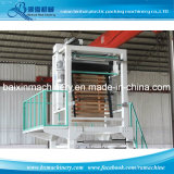 Fábrica de Binhai de la máquina de la película del bolso de agua que sopla