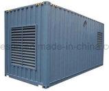 1000kVA Cummins Containerized генератор энергии установленный с безщеточным альтернатором