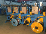 Activos motorizada del alambre de cobre pagan apagado la máquina
