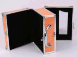 [ألومينوم لّوي] بنية [بروفسّيونل كبستي] حالات مع مرآة