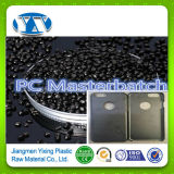 PC/PP/Pet/PMMA/PE Masterbatch nero termoresistente