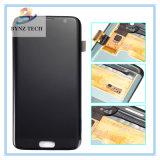 Handy-Touch Screen LCD für Rand-Bildschirmanzeige-Screen-Digital- wandlermontage-Ersatzteile der Samsung-Galaxie-S7