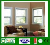 Singola finestra appesa di profilo di alluminio con vetro Tempered