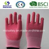 Детей Латексные перчатки работы защитные перчатки