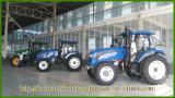 granja de la rueda 55HP 4/alimentador agrícola/compacto