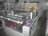 Gesundheitlicher Plastikgriff-Beutel, der Maschine herstellt