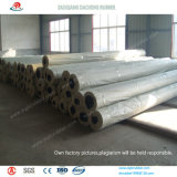 Material impermeable para el trazador de líneas de la charca de la granja de pescados