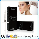 Hyaluronic Acid Ha Dermal Filler Injection pour anti-rides et plis