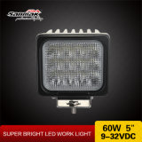 "Saída de alta potência 60W 5 ""LED Heavy Duty Work Light"