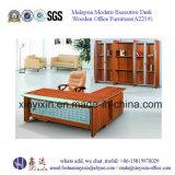 Moderner Büro-Möbel-Melamin-leitende Stellung-Schreibtisch (BF-003#)
