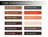 Colorants de Microblading pour l'outil manuel manuel