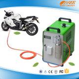 Arruela do carro do líquido de limpeza do carbono de Hho do carbono do motor das soluções do hidrogênio da economia CCS600