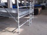 Turbine horizontale pour le constructeur de système d'échafaudage de Cuplock