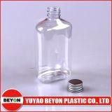 quadratische Sahne-Sprüher-Pumpen-Flasche der Haut-8oz (ZY01-C006)