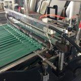 Selbstnaher Reißverschluss-Beutel, der Maschine die Plastiktasche herstellt Maschine bildet