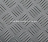 Gewellt-Isolierende Gummiblatt-Matte, elektrische isolierende Gummibodenbelag-Fußboden-Matte