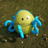 Животных детей надувной воды играют игрушка мяч распыления воды