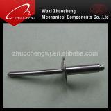 DIN7337 Riz à aiguille en acier ouvert en cuivre