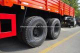 Dongfeng 6*4ブームのトラックはエクスポートのためのXCMGクレーントラックによって取付けた