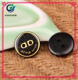 Bouton neuf de la chemise 4holes de bouton de résine de procès de qualité de modèle