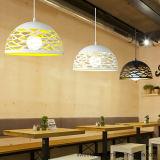 Lamp van de Tegenhanger van de Kroonluchter van de Levering van China de Moderne met Gat in Restaurant