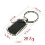 Keychain in lega di zinco superiore personalizzato
