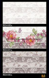 Material de construcción del azulejo de la pared del azulejo de la cerámica del Peony
