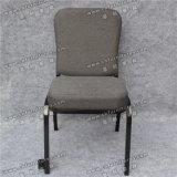 Прочный дешевый общественный стул церков с соединенными частями (YC-G80)