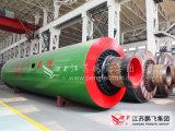 moulin de scories de 2.6X13m dans la chaîne de production de la colle