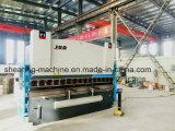 MB8-200t * 4000 Máquina de dobra de chapa de alumínio