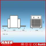 Grand scanner de bagages de rayon de X de la machine 10080 de vérification de garantie de sac de fuite inférieure avec la qualité d'image de criblage pour le projet tendre
