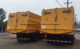 Dongfeng 4X2 Straßenfeger8000 L Vakuumreinigungs-LKW