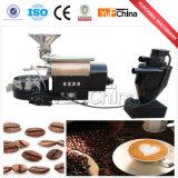 Máquina eléctrica del tostador de café de la calefacción de la venta caliente con buena calidad