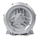 흡입 송풍기 2.2kw 두 배 단계 공기 송풍기를 운반하는 2.2kw