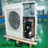 Unidad de refrigeración de la conservación en cámara frigorífica, unidad de condensación