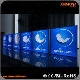 Framelessアルミニウム広告LEDのライトボックス