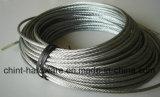 Провод стального провода Rope/Gi Galv/гальванизированная бандажная проволока