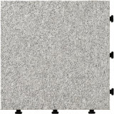Piedra de granito de alta calidad de suelo de mosaico de enclavamiento/Jardín