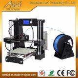 2017 Uitrusting van de Printer van Anet de Auto Leveling 3D met de Delen en de Toebehoren van de Printer voor Ce Vertification van Jonge geitjes