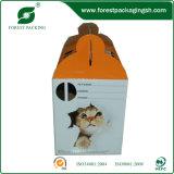 Коробка бытовых приборов гофрированная упаковывая
